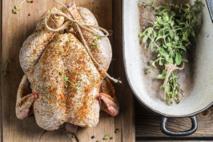 Przepis na kurczaka w majeranku: danie z diety Dukana