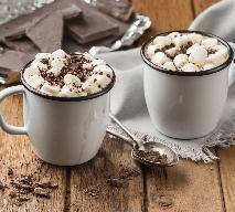Gorąca czekolada z piankami marshmallows - przepis na pyszny deser