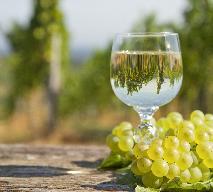Białe wino gronowe: przepis