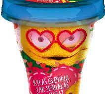 Głodkowe love - walentynkowa odsłona popularnego serka Danio