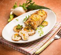 Rulony z indyka: lekkie danie na obiad