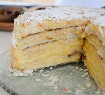 Tort daktylowo-migdałowy: symfonia smaków!