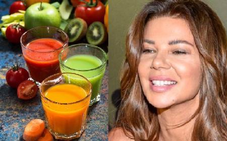 Edyta Górniak na detoksie sokowym: sprawdź jak oczyścić organizm świeżymi sokami