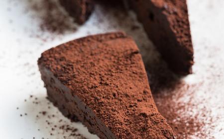 Ciasto czekoladowe bez mąki - DIETA NISKOWĘGLOWODANOWA