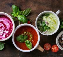 Najlepsze przepisy na letnie zupy: chłodnik pomidorowy, litewski, bułgarski [GALERIA ZDJĘĆ]