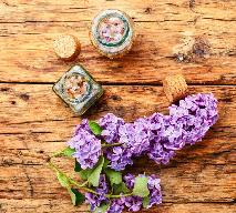 Nalewka z kwiatów bzu lilaka - obłędny zapach i niezapomniany smak