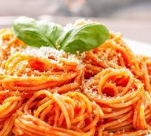 Spaghetti bez gotowania - w 5 minut z piekarnika