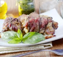 Rolada z piersi indyka nadziewana pieczarkami i serem - doskonała na ciepło i zimno!