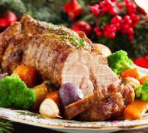 Mięsa pieczone na święta TOP 12: nowe i rewelacyjne przepisy na wieprzowinę