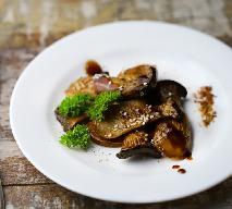 Grillowane boczniaki w winnej marynacie - zakochasz się w ich smaku!