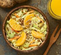 Surówka kopenhaska - idealny witaminowy dodatek do obiadu