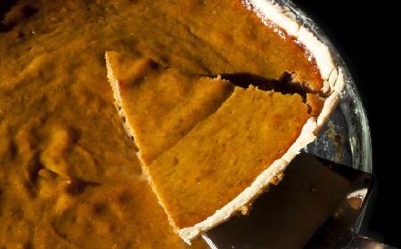 Holenderskie ciasto dyniowe z przyprawami korzennymi: przepis