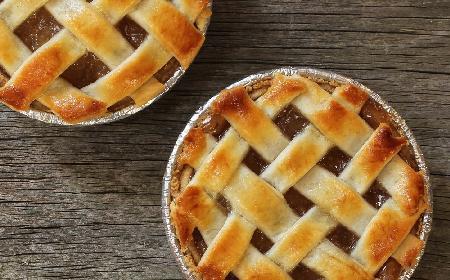 Tartaletki z jabłkami - szybki przepis