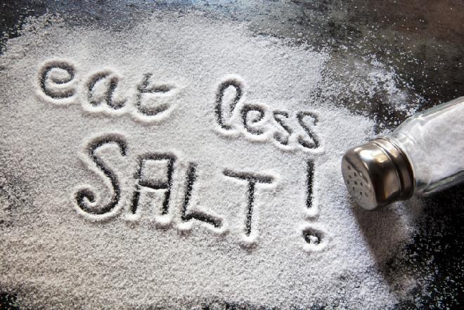 Jakie produkty zawierają najwięcej soli?