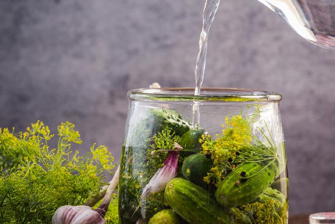 Kiszenie ogórków - 10 przykazań sztuki kiszenia ogórków [WIDEO]