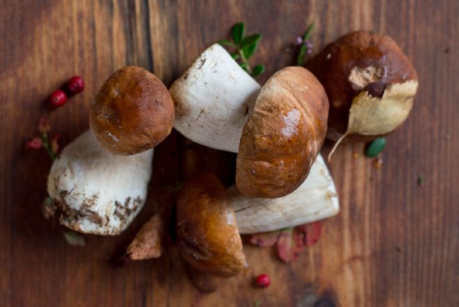 Prawdziwki smażone na maśle - pełnia leśnego aromatu [przepis na borowiki]