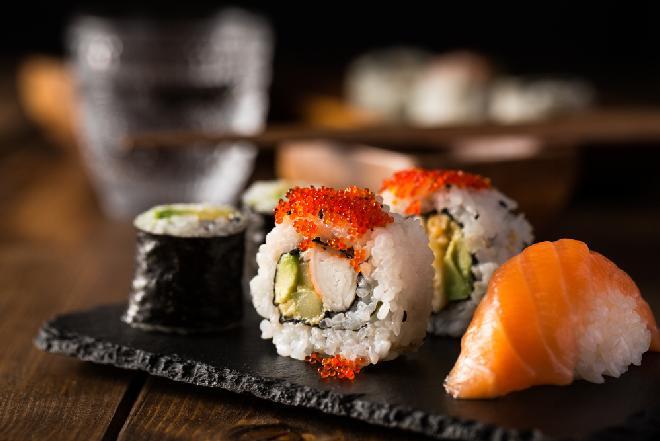 Sushi - przepis krok po kroku